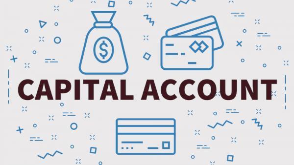 حساب سرمایه,تراز حساب سرمایه,حساب سرمایه چگونه زده می شود