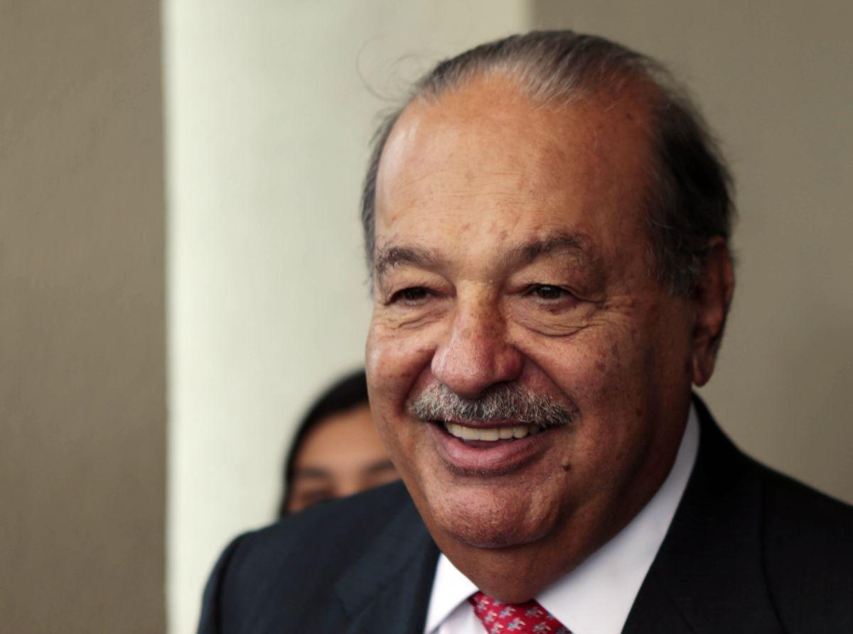 کارلوس اسلیم,زندگینامه کارلوس اسلیم,دومین مرد ثروتمند جهان