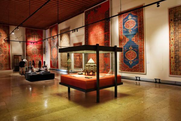 موزه فرش,موزه فرش ایران,موزه فرش تهران