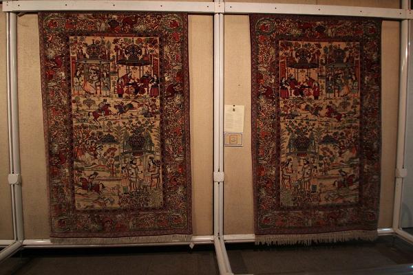 موزه فرش,بازدید از موزه فرش,موزه فرش ایران
