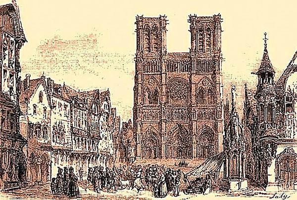 کلیسا نوتردام,میراث نوتردام در آتش,آتشسوزی کلیسای نوتردام در پاریس,ویکتور هوگو,Notre-Dame,مهمترین کلیسای فرانسه