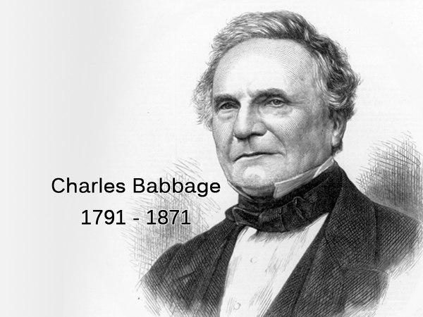 چارلز ببیج,پدر کامپیوتر,پدر محاسبات,