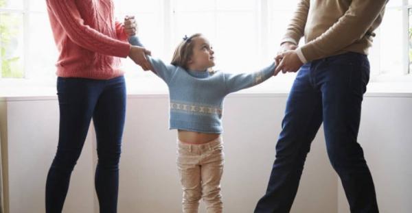 حضانت فرزند بعد از طلاق,حق حضانت فرزند در ایران,حضانت فرزند