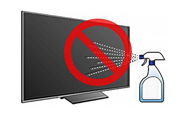 روش برای تمیز کردن تلویزیون LCD,تمیز کردن صفحه نمایش تلویزیونLED,ترفندهای تمیز کردن صفحه نمایش تلویزیون
