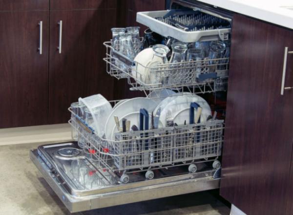 ضد عفونی کردن درون ماشین ظرفشویی,نحوه شستشوی ماشین ظرفشویی,نحوه تمیز کردن ماشین ظرفشویی