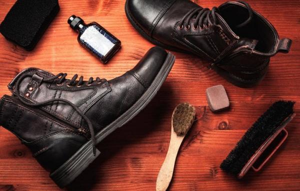 فوت و فن هایی در مورد تمیز کردن کفش,تمیز کردن کفش,تمیز کردن کفش های جیر