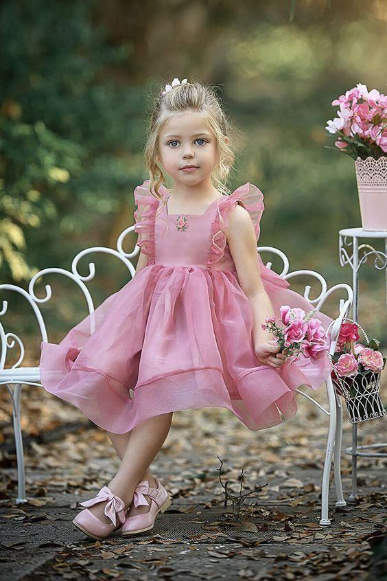 مدل لباس دخترانه,مدل لباس دخترانه جدید,مدل لباس دخترانه بچه گانه