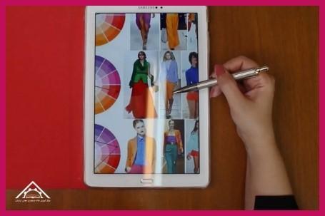 طراحی لباس,آموزش طراحی لباس