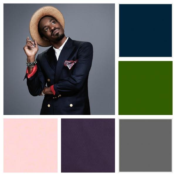 رنگ لباس برای پوست سبزه مردان,رنگ لباس سفید برای پوست سبزه,رنگ لباس برای پوست سبزه