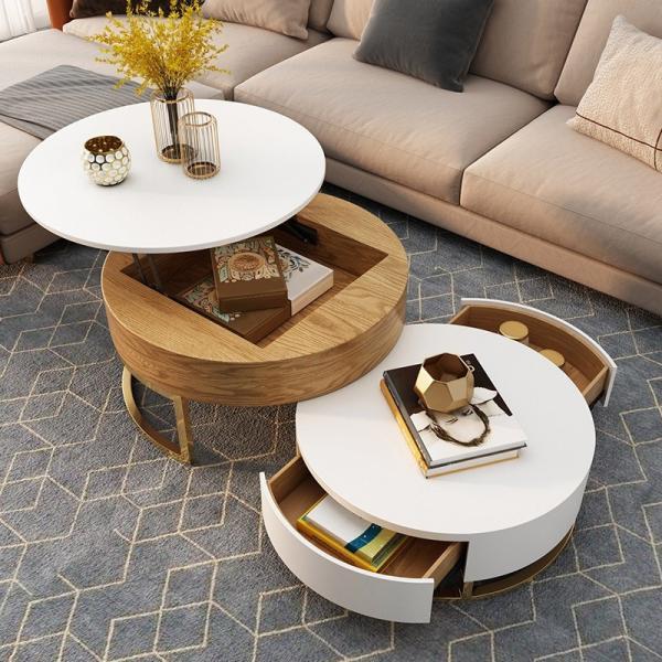 میز پذیرایی سنگی ,میز پذیرایی شیشه ای,دیزاین میز پذیرایی