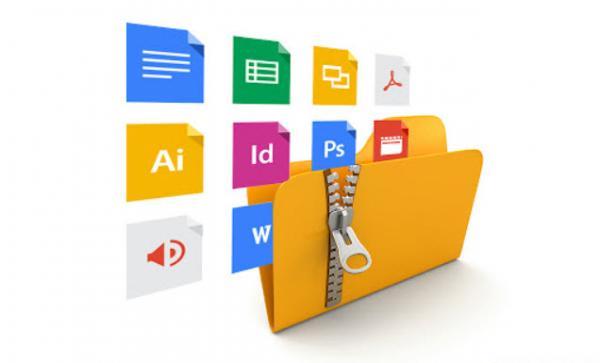 فشرده سازی فایل , آموزش فشرده سازی حرفه ای فایل ها , آموزش تصویری فشرده سازی فایل