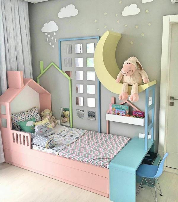 زیباترین دکوراسیون اتاق کودک,دکوراسیون اتاق کودک,تصاویر دکوراسیون اتاق کودک