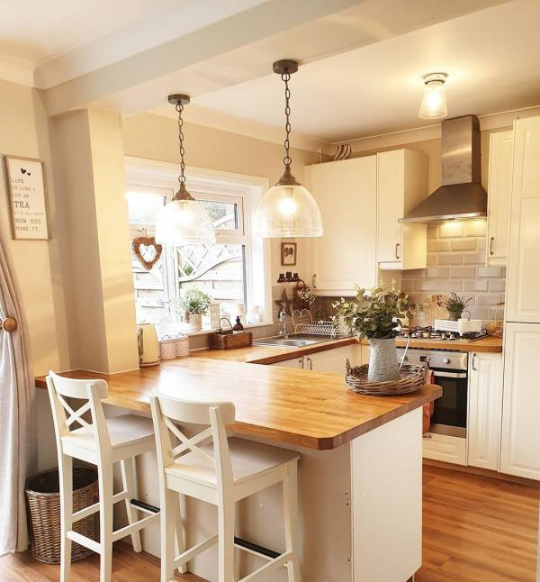 عکس دکوراسیون آشپزخانه,دکوراسیون آشپزخانه,مدل دکوراسیون آشپزخانه