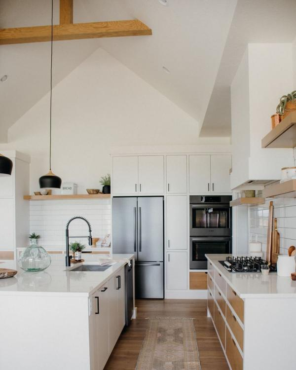 دکوراسیون آشپزخانه کوچک,دکوراسیون آشپزخانه,عکس دکوراسیون آشپزخانه