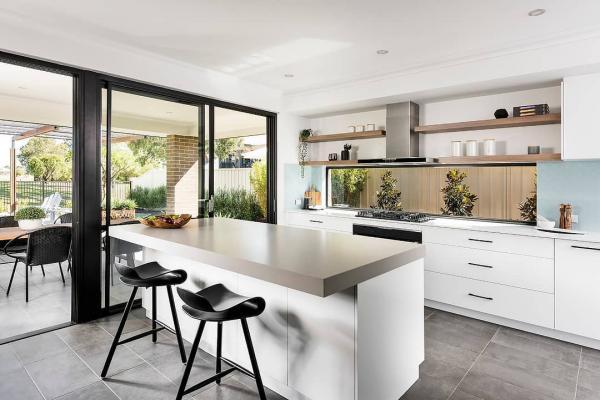 جدیدترین دکوراسیون آشپزخانه,طراحی دکوراسیون آشپزخانه,دکوراسیون آشپزخانه