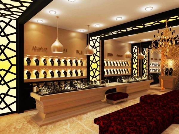 دکوراسیون مغازه,طراحی دکوراسیون مغازه,دکوراسیون مغازه لباس زنانه