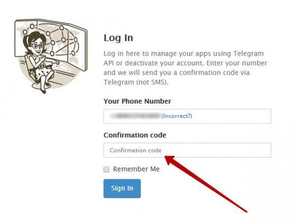 حذف اکانت تلگرام,روش حذف اکانت تلگرام,آموزش حذف اکانت تلگرام