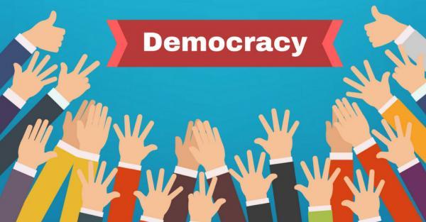 دموکراسی,دموکراسی و تعاریف آن,انواع دموکراسی
