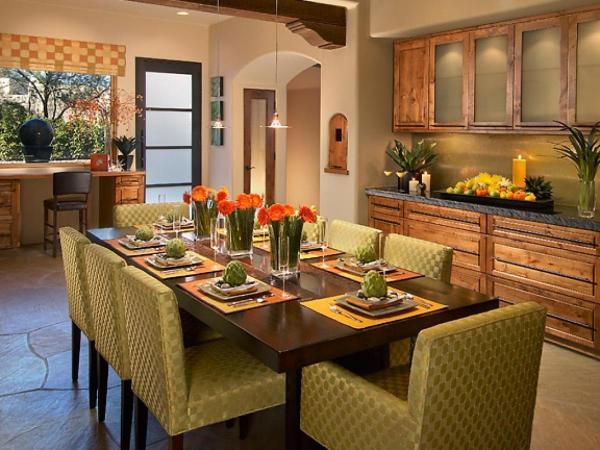 میز ناهار خوری,میز ناهار خوری چوبی,مدرنترین میز ناهار خوری