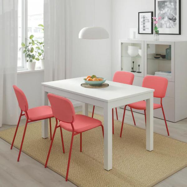 مدل های جدید میز ناهار خوری,میز ناهار خوری,میز ناهار خوری رنگی
