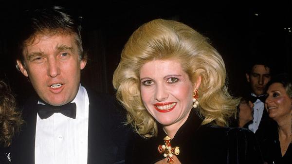 دونالد ترامپ,ازدواج دونالد ترامپ,همسر اول دونالد ترامپ