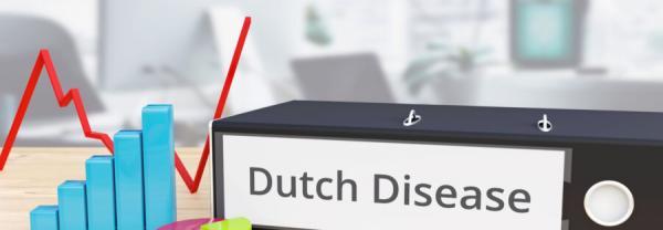 بیماری هلندی,پدیده بیماری هلندی,پیامدهای بیماری هلندی بر اقتصاد ایران