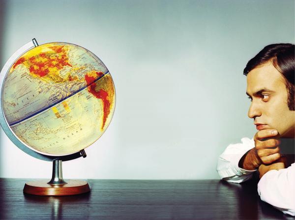 مطالعات علمی درباره زمین,بررسی سن زمین,بررسی های فضایی و علمی