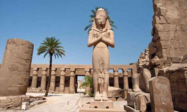 تمدن مصر,بزرگ ترین فرعون امپراتوری تمدن مصر