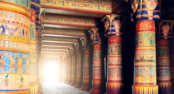 تمدن مصر,هرم جوزر تمدن مصر,مجسمه ابوالهول تمدن مصر