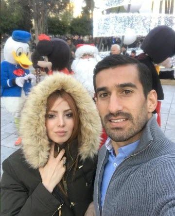 احسان حاج صفی,بیوگرافی احسان حاج صفی,همسر احسان حاج صفی