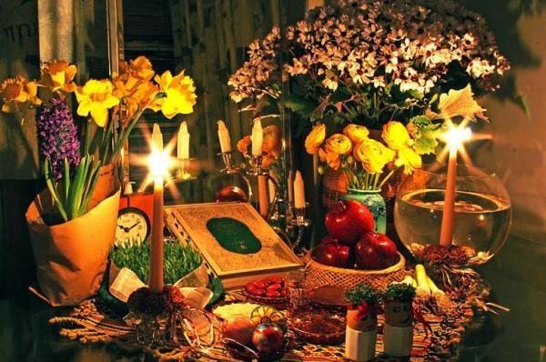 تاریخ عید نوروز به میلادی,رسم و رسوم عید نوروز,عید نوروز