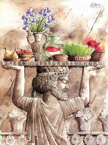تصاویر زیبای عید نوروز,عید نوروز,دعای عید نوروز