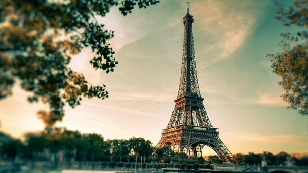 عکس های زیبا از برج ایفل,برج ایفل در فرانسه,برج ایفل