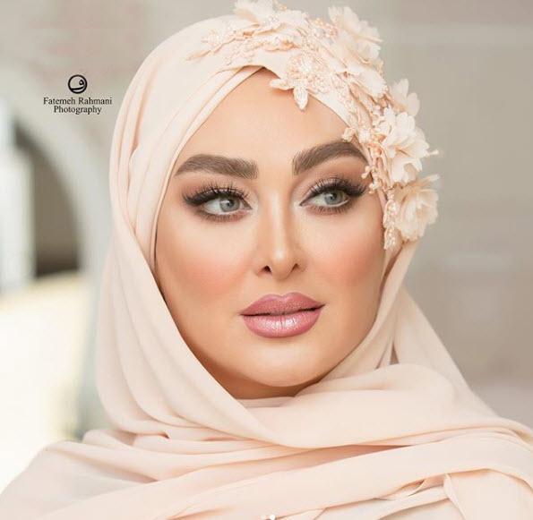 همسر الهام حمیدی,ازدواج الهام حمیدی,عکس شوهر الهام حمیدی