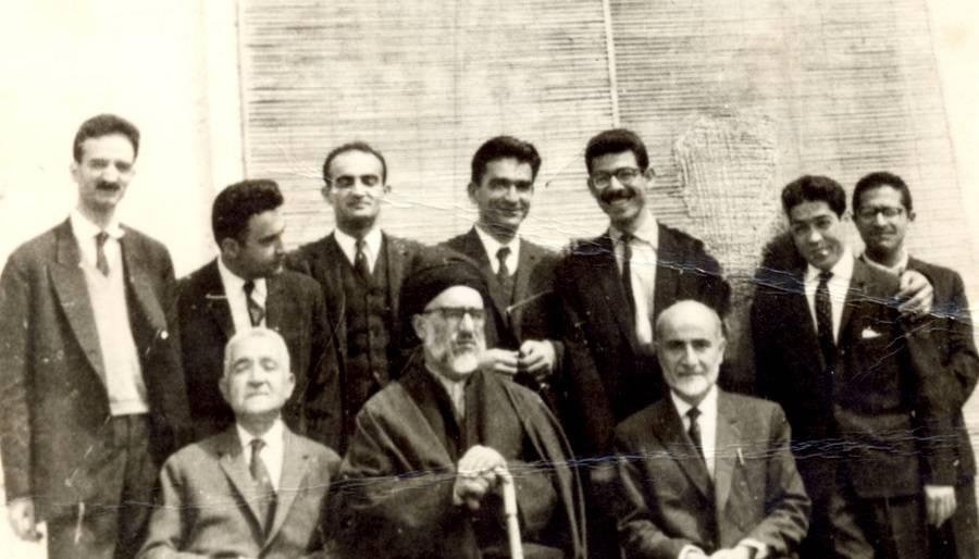 فعالیت های عزت الله سحابی,مشاهیر ایران,زندگینامه عزت الله سحابی