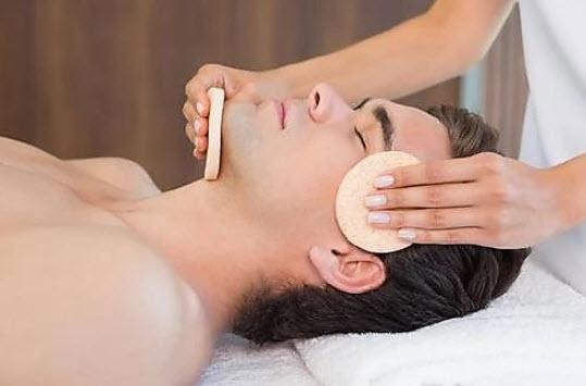 آموزش ماساژ صورت,ماساژ صورت,ماساژ صورت و از بین رفتن چروک چشم