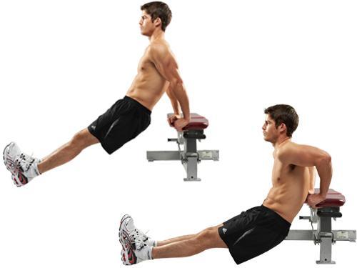 رفع افتادگی بازو با حرکت قله کوه,درمان و رفع افتادگی بازو,رفع افتادگی بازو