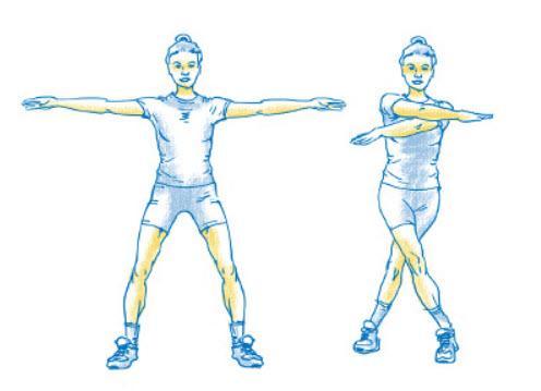 رفع افتادگی بازو,حرکت پشت بازو دیپ برای رفع افتادگی بازو,رفع افتادگی بازو با حرکت قله کوه