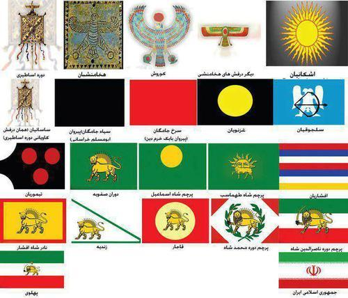 درباره پرچم ایران,نماد پرچم ایران,پرچم ایران