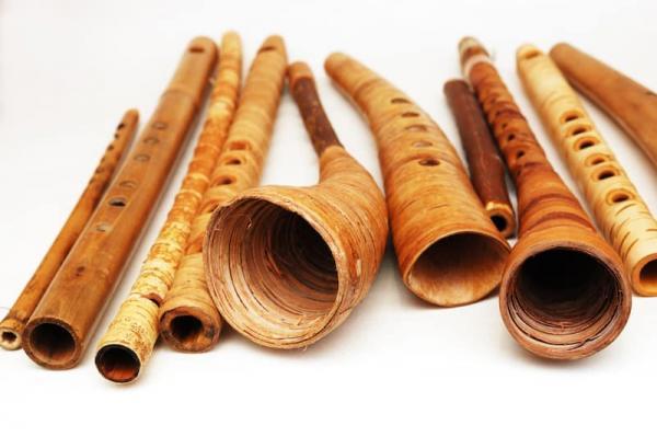 انواع ساز فلوت,تاریخچه فلوت,فلوت چوبی