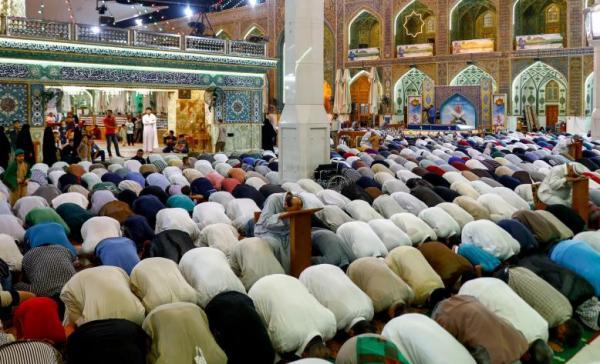 برگزاری نماز جمعه,نماز جمعه,وقت اقامه نماز جمعه