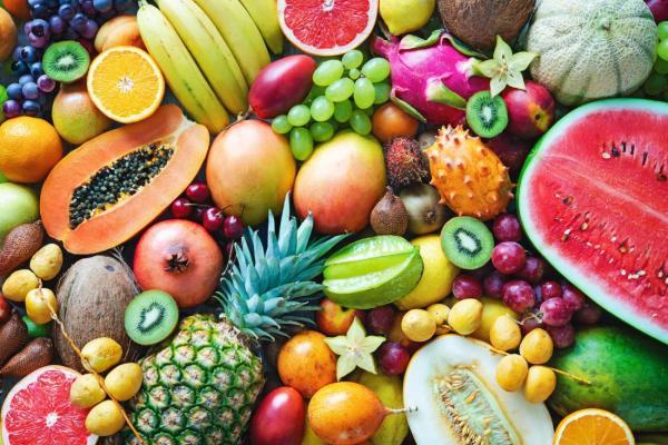 رژیم میوه درمانی برای لاغری,رژیم میوه خواری,رژیم میوه