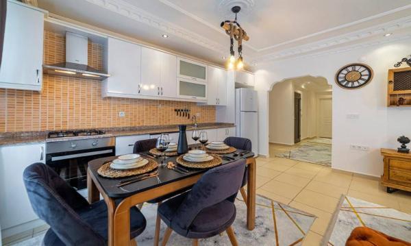 آشپزخانه فول فرنیش یعنی چه,فول فرنیش یعنی چه,لوازم موجود در یک آپارتمان فول فرنیش