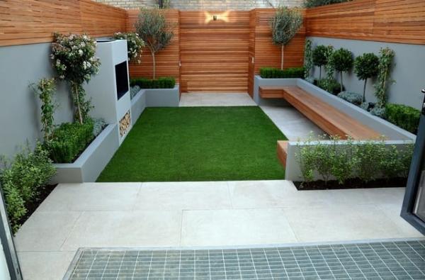 استفاده از آبنما برای تزیین باغ,تزیین باغ,تزیین باغ,طراحی باغ و باغچه