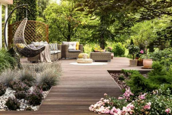 طراحی باغ و پارک,طراحی باغ,تزیین باغ