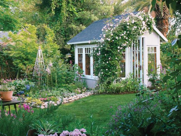 طراحی باغ و پارک,عکس طراحی باغ,تزیین باغ