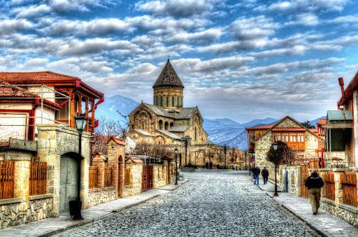 سوغاتی گرجستان,دیدنیهای گرجستان,گرجستان