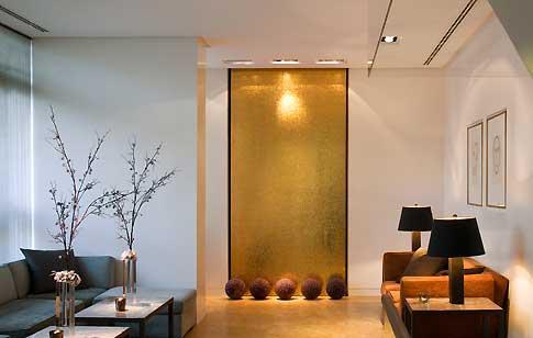 رنگ طلایی در دکوراسیون داخلی,رنگ طلایی در دکوراسیون,رنگ طلایی در دکوراسیون سالنپذیرایی