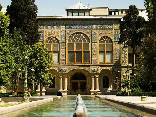 کاخ گلستان,کاخ گلستان آدرس,قدیمی ترین بنای کاخ گلستان
