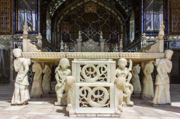 کاخ گلستان,موزه کاخ گلستان,بازدید از کاخ گلستان